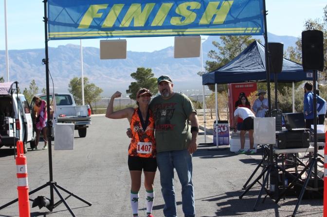 Mesquite Finish with Wayne