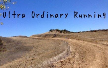 Ultra Ordinary Running
