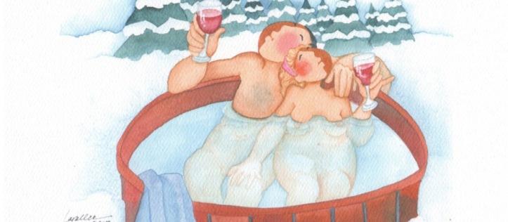 hot tub love
